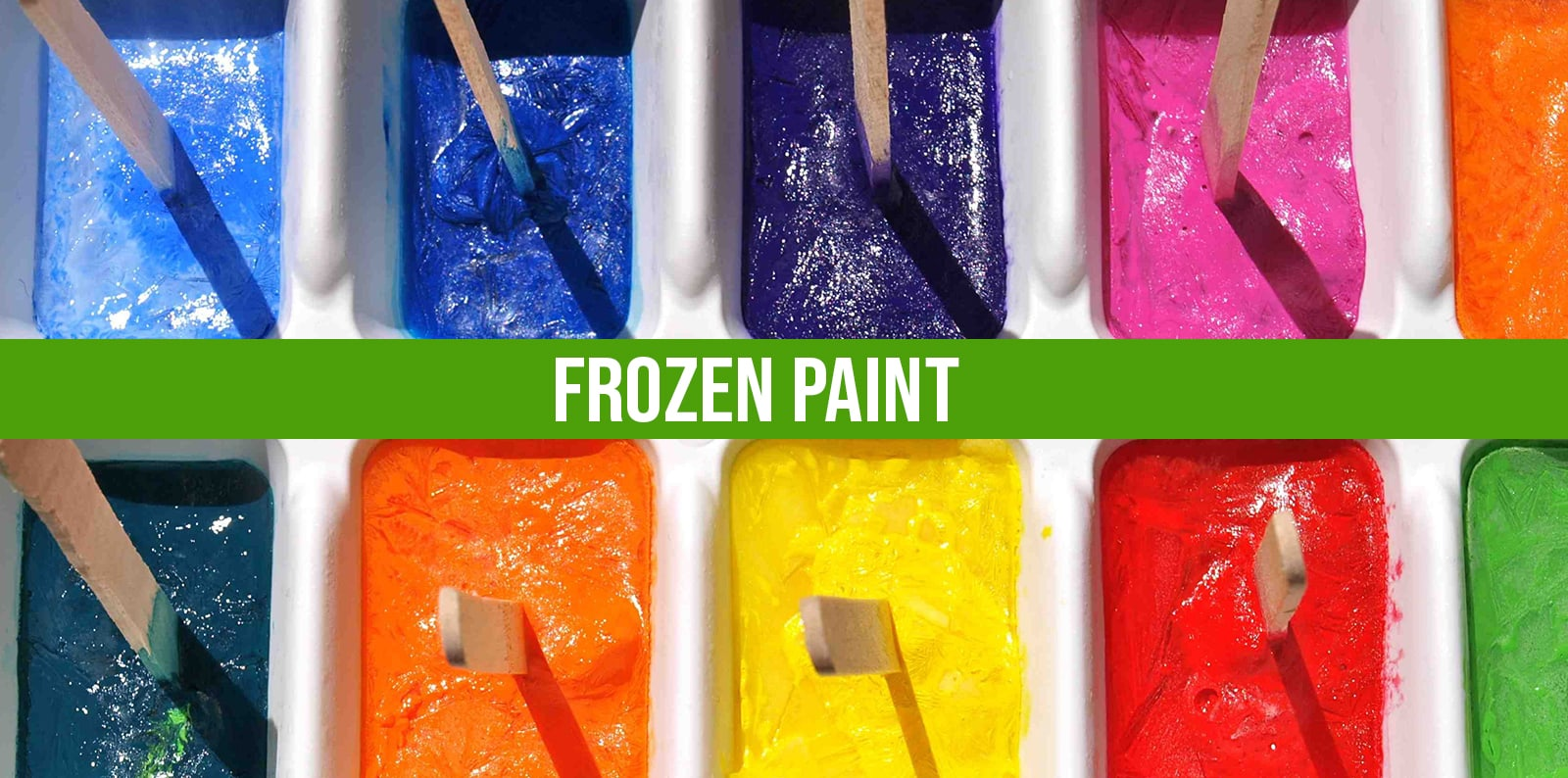FROZEN PAINT